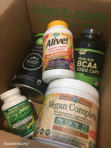 iHerb Singapore Review - Organic Kick-Ass coffee, meal replacement and multivitamins, with BCAA and Chlorella