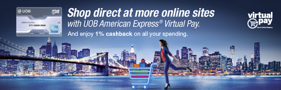 google domains singapore UOB Virtual Amex
