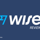 wise review banner